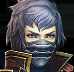 Ícone de Kurasame em Final Fantasy Agito