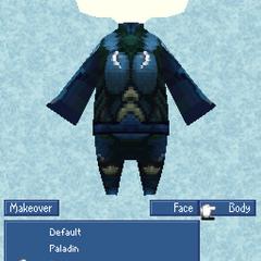 Dragoon Costume.