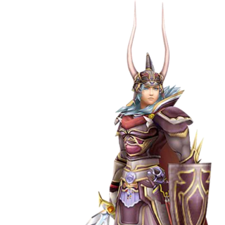 The Warrior's first alt outfit.