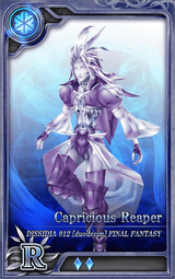 D012 Capricious Reaper R I Artniks