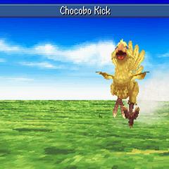 Chocobo Kick