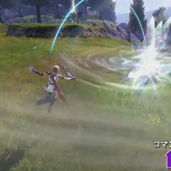 Blizzara used by Lightning in <i><a href=