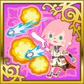 FFAB Blaze Rush - Lightning SR