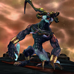 Ifrit fought Within Sin.