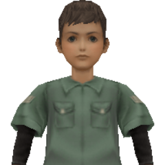 Boy NPC (<i>Crisis Core</i>).