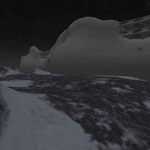 A cermet conduit running through Behemoth's Dominion.
