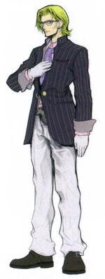 Рисунок Тэцуи Номуры