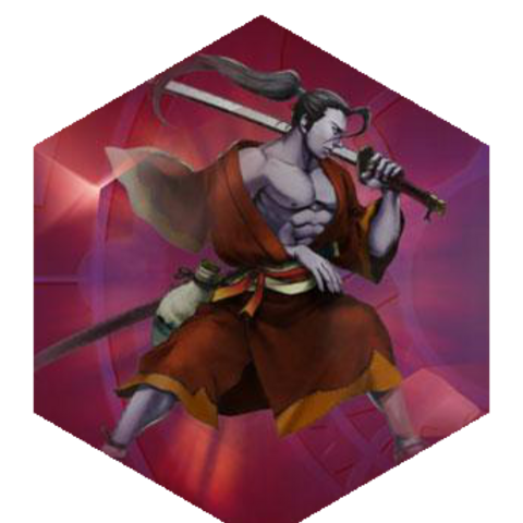 Yojimbo α's Phantom Stone (Rank 6).