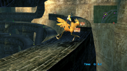 Chocobo Racing Remiem Temple