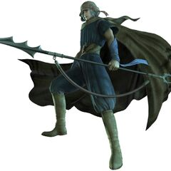 Hooded Man CG render for the <i>Complete Collection</i>.