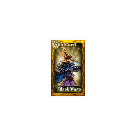 Black Mage (female).