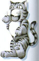 FFVI Tabby Suit Artwork