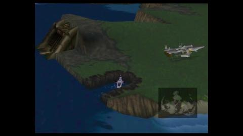 The sub in FFVII is the most power machine in the world