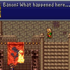 Banon, shocked by the ruthlessness of the espers.
