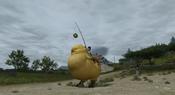 FFXIV Fat Chocobo Mount