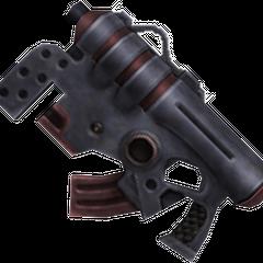 Yuna's weapon.
