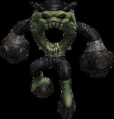 FFXIII enemy Goblin