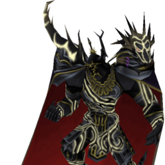 Golbez's EX mode in his 2nd outfit.