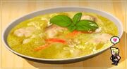 Green Curry Soup