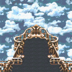 Battle background #1 (GBA).
