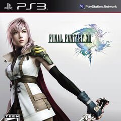 <i>Final Fantasy XIII</i><br />PlayStation 3<br />North America; March 9, 2010