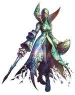 Шива в Final Fantasy Tactics Advance.