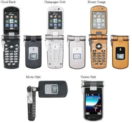 Tập tin:P900iV models.jpg