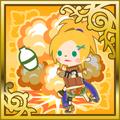 FFAB Cluster Bomb - Rikku SR