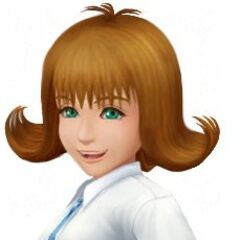 Appearance in <i>Kingdom Hearts II</i>.