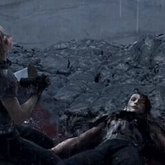 Zack's death in <i>Crisis Core</i>.