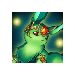 Carbuncle's portrait (★2).