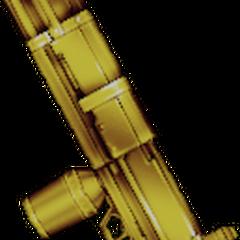 EX Mode Machine Gun in <i><a href=