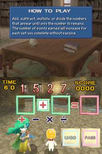 FFIVDS Rydia's Mathemagic Minute