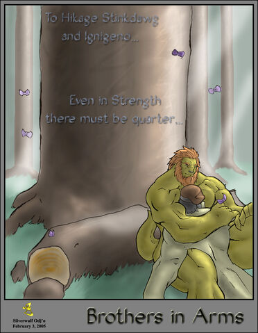 File:(SilverFenrir) Final Fantasy XI - Brothers In Arms.jpg