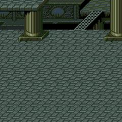 Battle background (Ruins) (SNES).