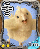 255c Chocobo Chick