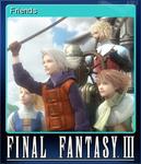 FFIII Steam Card Friends
