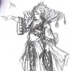 Concept artwork for Leblanc.