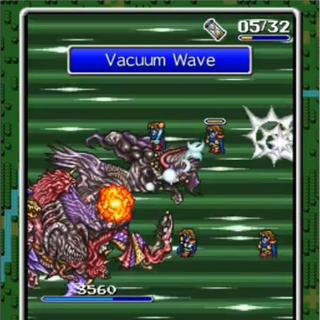 Vacuum Wave.