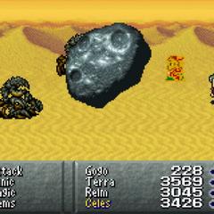 Punishing Meteor (GBA).