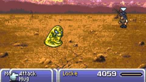 Final Fantasy VI - Capture Glitch