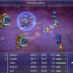 Osmose Dance.