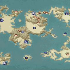 Overworld Map (DS).