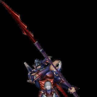 <i>Noir Dragoon</i> - Kain's alternate appearance as Dark Kain.