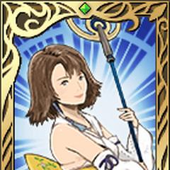 Yuna's Summoner portrait in <i><a href=