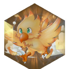 Chocobo's Phantom Stone (Rank 2).