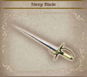 Sleep Blade BD