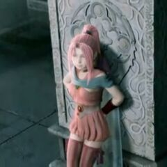 Porom in the opening FMV of <i>The Complete Collection</i>.