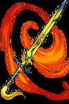 PAD Onion Sword