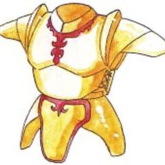 Gold Armor in <i><a href=